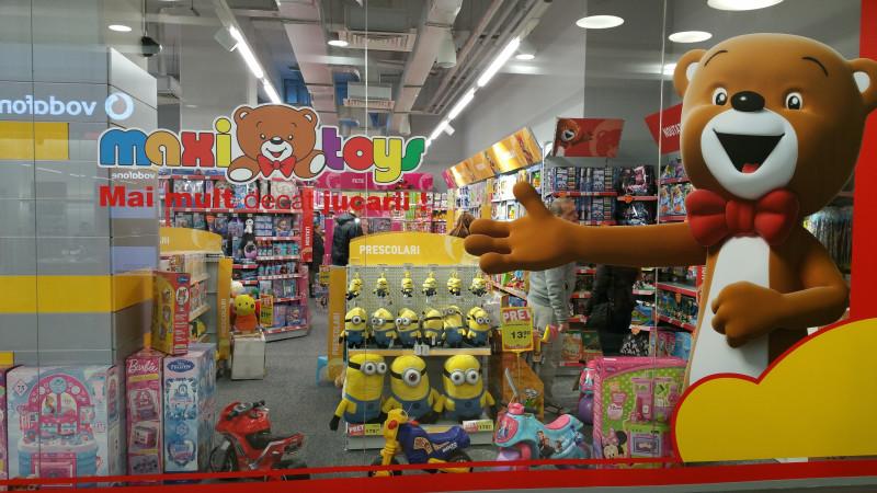 """Maxi Toys vrea să dezvăluie """"Povestea magică a jucăriilor"""", într-o nouă campanie implementată de Creative Business Management"""