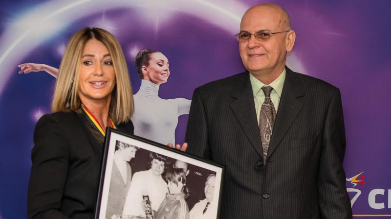 Farmec primeşte vizita campionilor gimnasticii româneşti