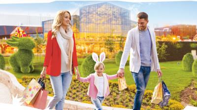 ParkLake lansează campania de Paște și oferă vouchere de cumpărături în valoare totală de 200.000 de lei