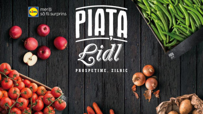 Prospetime direct din #PiataLidl la Cupa Marketerilor la Gatit