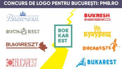 Cine va alege logo-ul Bucureștiului. Din juriu: Bogdan Naumovici și Mirel Palada