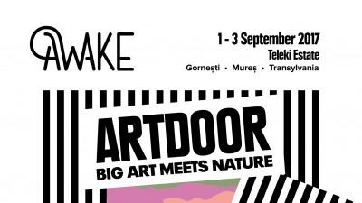 Se lansează ARTDOOR, concurs internațional și tabără de creație pentru instalații artistice de mari dimensiuni la festivalul AWAKE