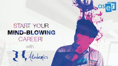 Akademics, start your mind blowing career