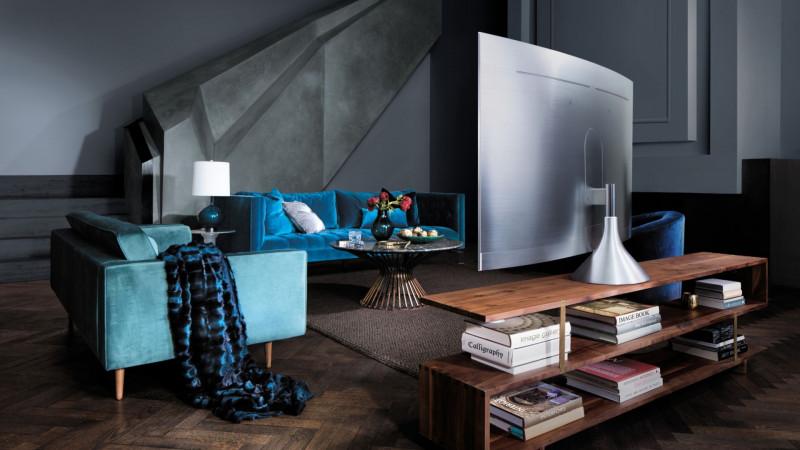 Samsung a lansat noua gamă de televizoare premium QLED în România