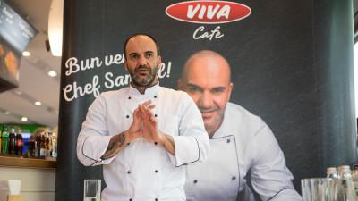 Trei rețete noi semnate de Chef Samuel le Torriellec, disponibile de astăzi în ediție limitată doar la OMV