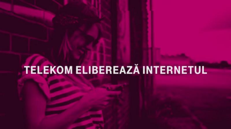 Telekom Romania si Leo Burnett lanseaza o noua platforma de comunicare: #NETLIBERARE
