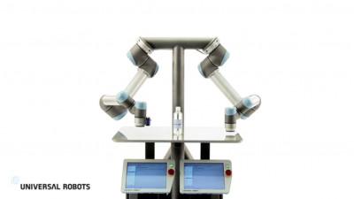 Rogalski Damaschin gestionează comunicarea pentru Universal Robots, compania care a inventat cobotul - robotul colaborator