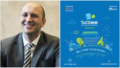 """Ivan Vrhel: """"Nivelul local înalt de pregătire în IT și existența unor produse inovatoare pot amplifica potențialul de creștere în comerțul electronic din România"""""""