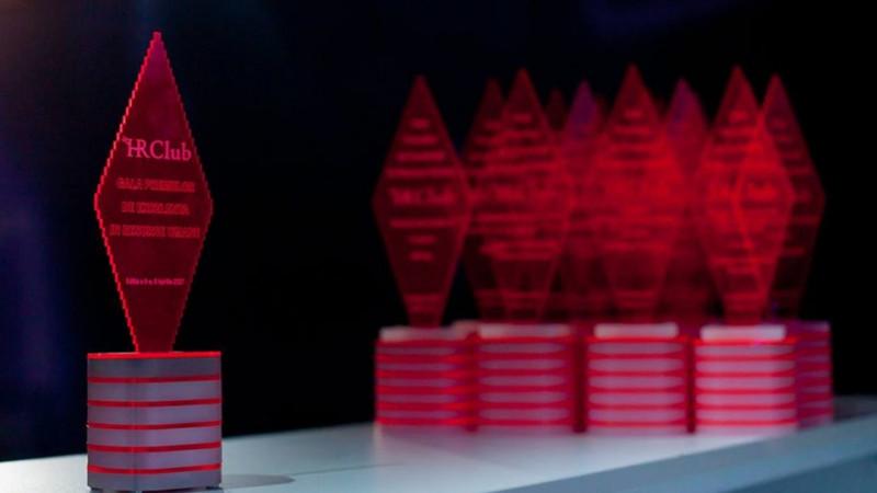 12 companii şi-au adjudecat trofee la Gala HR Club