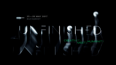 Festivalul UNFINISHED aduce la Bucuresti peste 20 de lideri creativi, antreprenori si artisti internationali