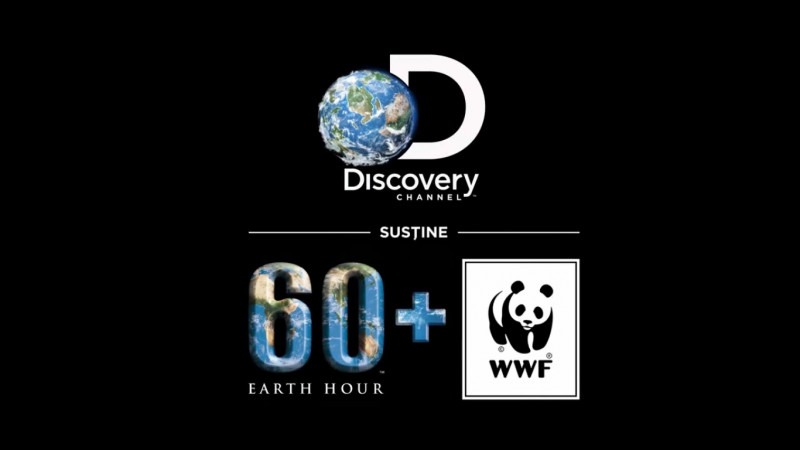 Ora Pământului 2017: Discovery Channel România şi WWF România