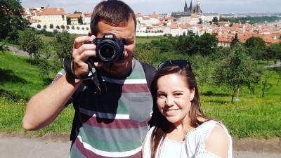 """[Cu marcom-ul in bucate] Călătorii și farfurii: """"Am început să mâncăm și cu un aparat de fotografiat în mână și am decis că e momentul să punem de un blog"""""""