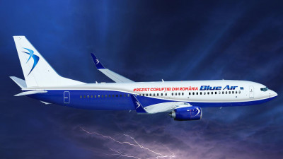 Nou: Avioane care rezista coruptiei de la inaltime