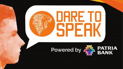 Dare to Speak 2017 te încurajează să dai glas opiniilor tale