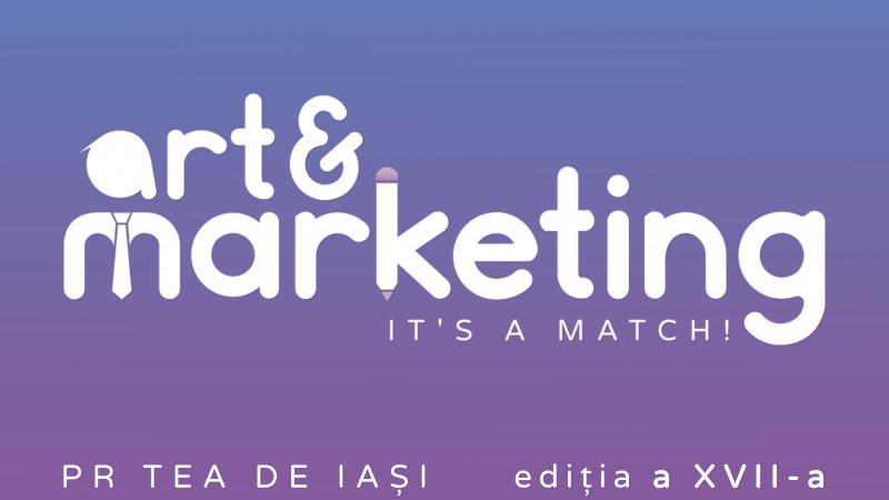 PR Tea de Iași surprinde arta în domeniul marketingului