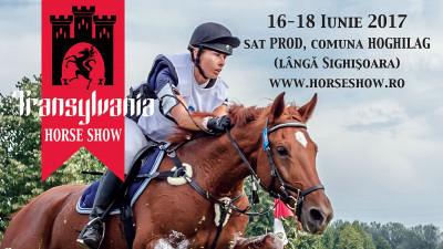 95 de călăreți din 15 țări participă la Transylvania Horse Show 2017