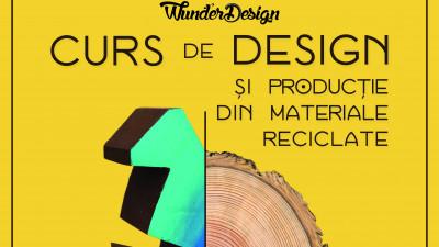 Wunderdesign, curs de design și producție din materiale reciclate
