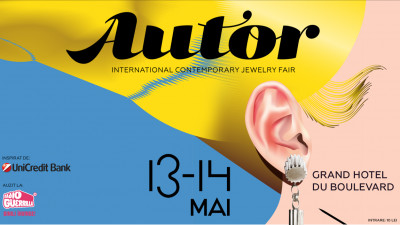 AUTOR 2017: come to all your senses: 90 de artiști, 5 continente, toate simțurile