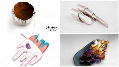 Bijuterie contemporană & more, în weekend, la AUTOR