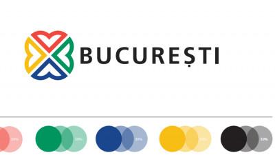 S-a găsit noul logo al Bucureștiului. La un timișorean