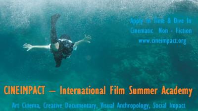 S-au deschis înscrierile la o noua editie a Academiei de Film CINEIMPACT