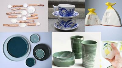 Ce povești coc pentru voi designerii ceramiști de la Made in RO – Târg ales de design, ediția #Ceramică