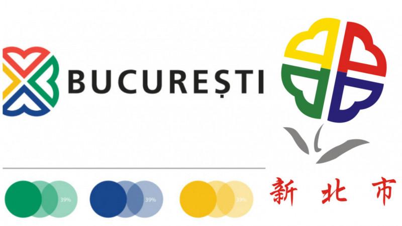 Logo-ul Bucureștiului a fost retras, în urma acuzațiilor de plagiat