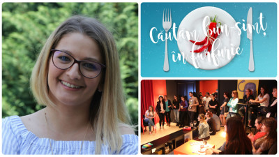 Food Crew cutreiera restaurante in cautare de bun-simt