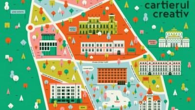 Cartierul Creativ: definiții posibile