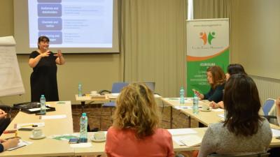Kelly Freeman, trainer ISOC: Fără o conștiință colectivă a obiectivelor companiei, calitatea muncii angajaților este slabă