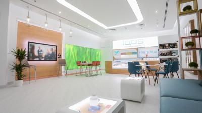 Philip Morris Trading deschide primul IQOS Store din România, la Cluj