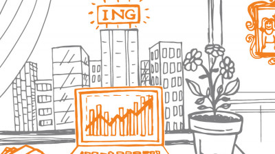 ING - Banking si animatie
