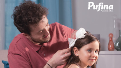 Prima campanie de comunicare a brandului Pufina, semnata Jazz