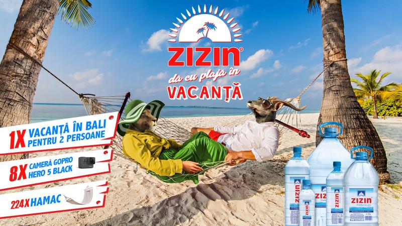 În sezonul marilor migrații,ZIZIN și MullenLowe dau cu plajă în vacanţă