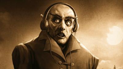 Nosferatu cu sunet, versiunea Getty