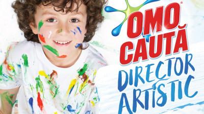OMO caută cei mai creativi copii din ţară pentru funcţia de Director Artistic10 câştigători vor primi câte o bursă artistică în valoare de 500 de euro