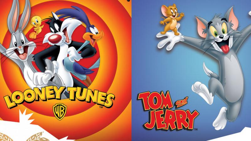 Tom și Jerry, Tweety, Sylvester, Bugs Bunny și prietenii săi vin pentru prima dată în România, la ParkLake