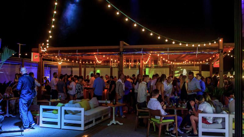 Riviera Peroni al Café del Mar, o experiența italiană la malul Mării Negre