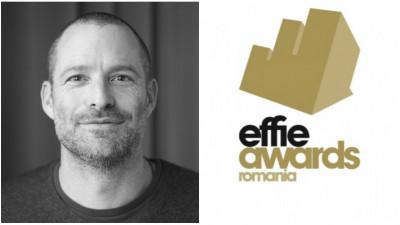 Saul Betmead este preşedintele juriului Romanian EFFIE Awards 2017