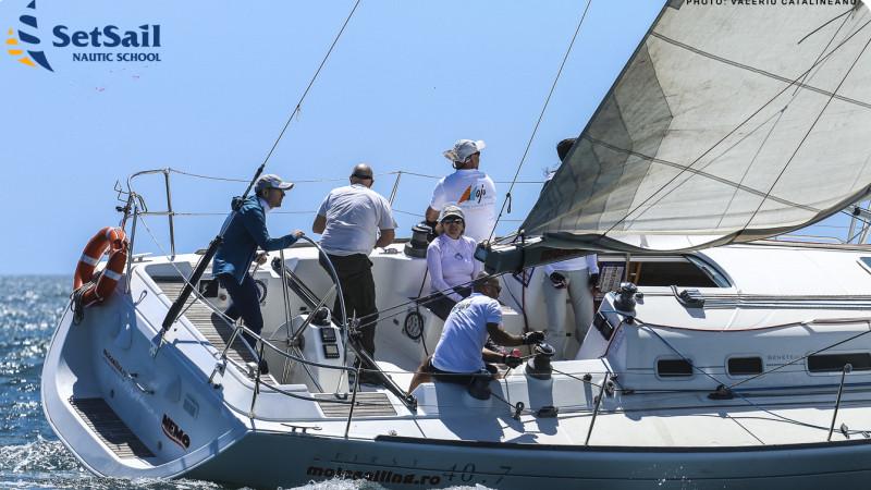 Intesa SanPaolo Bank SetSail Black Sea Regatta deschide competițiile de yachting si în 2017