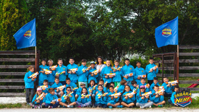 Zeci de surprize în cea mai cool tabără de vară pentru copii, din România