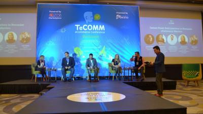 Expertiza specialiștilor internaționali, prezentată la TeCOMM București. Cum rămâi competitiv în comerțul electronic?