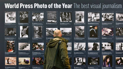 Expoziția World Press Photo 2017 se deschide la București pe 10 mai, Sala Dalles