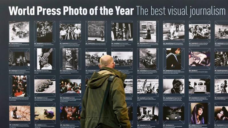 Expoziția World Press Photo 2017 se deschide la București pe 10 mai, Sala Dalles