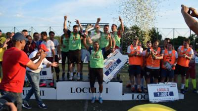 Cupa Intercartiere Falemi Nana Powered by Netbet - cea mai mare competiție de fotbal pentru amatori