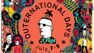 A doua ediție a festivalului Outernational Days. Al treilea val de artiști confirmați | 7 – 9 iulie 2017