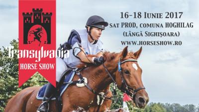 Experiențe idilice la Transylvania Horse Show 2017