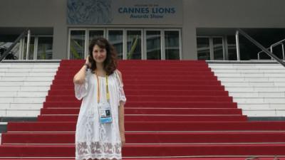[La cald, de la Cannes] Ana Trif (Golin): Se propune o lume ageless, colourless si stereotypeless. Doar ca prin tot acest efort, uneori fortat, riscam sa uitam de echilibru