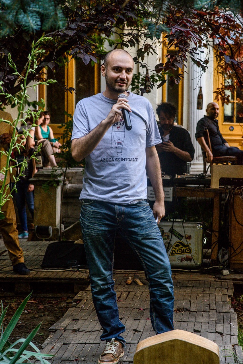 Ioan Isaiu, Elvira Deatcu, Vlad Miriță, Bogdan Jianu si ...  |Bogdan Jianu