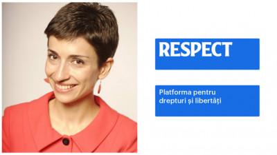 Oana Marinescu (RESPECT): Mecanismele discursului urii funcționează la fel peste tot - îl dezumanizează pe cel care este luat țintă